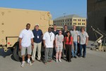 SDDC Expeditionary Communications course attendees