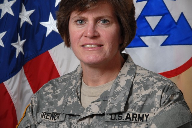 Col. Kristin French