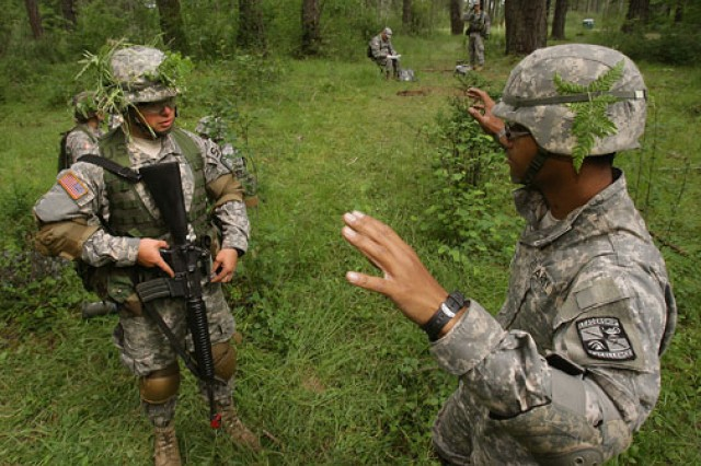 Army cadets train | Article | The United States Army