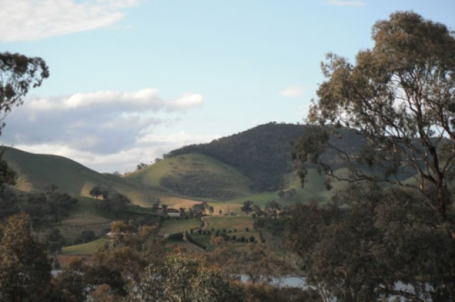 Some of the Austrailian countryside Staff Sgt. Sady Lopez enjoyed during her R&R;trip to Austrailia.