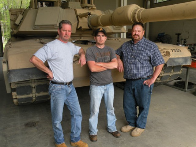 Soldiers Creed lives in Army civilians, contractor