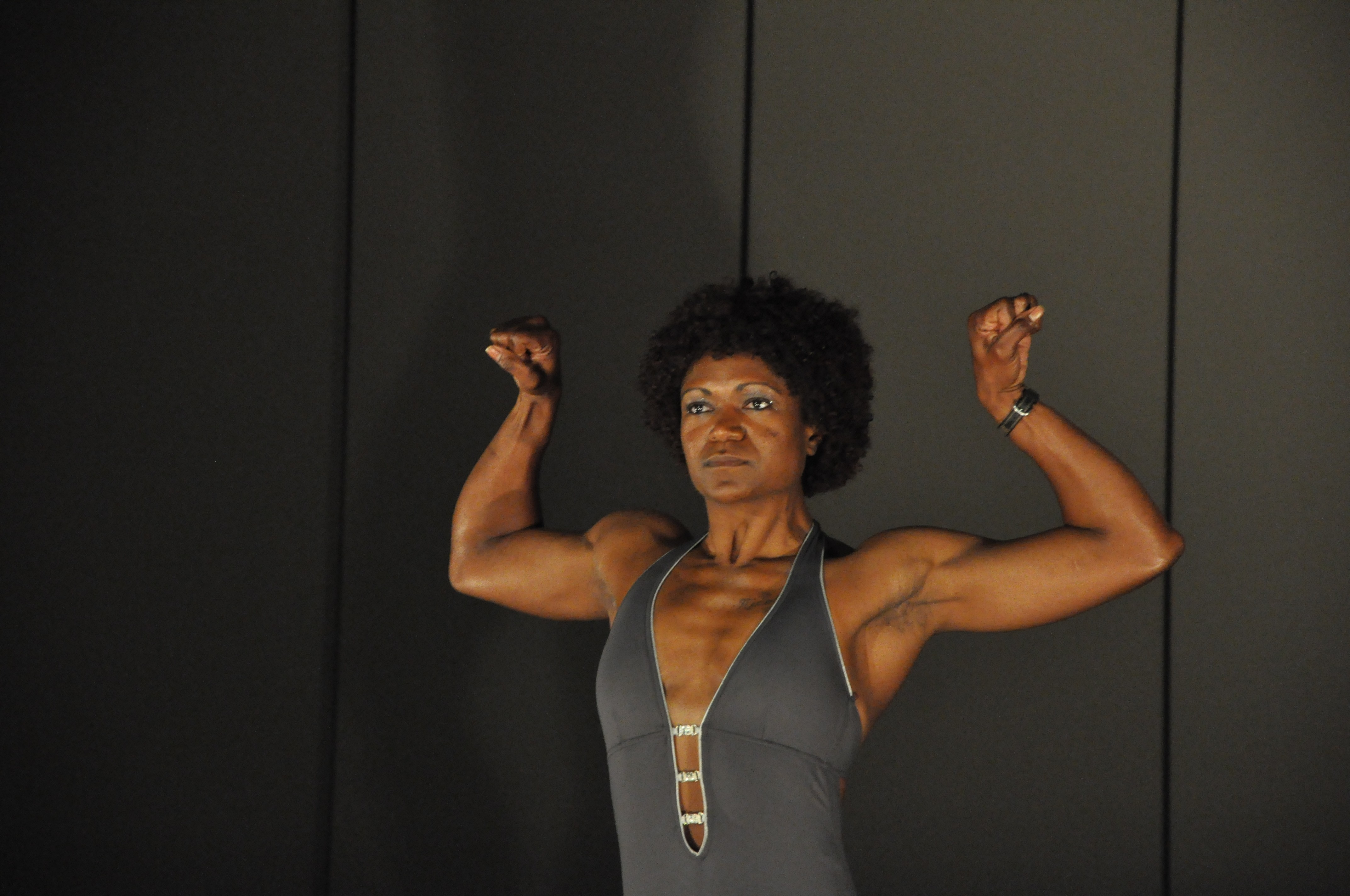 muscle girl porn free