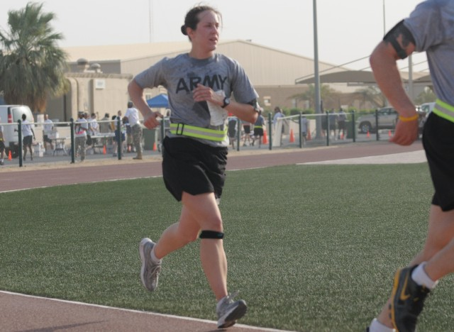 Third Army hosts Peachtree Road Race 10K
