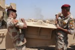 Iraqi soldiers learn M198 basics at GETS
