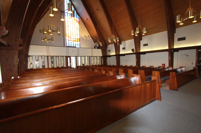 Wheeler Chapel offers variety to residents