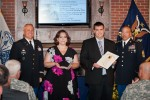 2011 Chemical Corps Hall of Fame award presented at Fort Leonard Wood