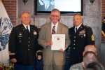 2011 Chemical Corps Distinguished Member of the Corps awards presented at FLW