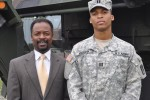 Generations of Vaughns serve as Army air defenders