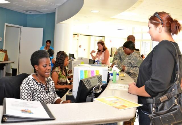 CRDAMC staff focuses on good customer service