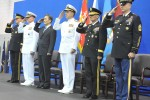 Sharp bids farewell, Thurman assumes command in Korea