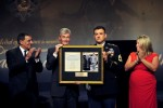 Petry inducted into Hall of Heroes
