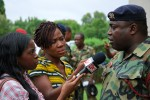 Ghanaian, U.S. Soldiers join forces for MEDFLAG 11