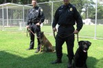 Redstone Arsenal's Winning Military Working Dog Teams