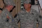 Vice Chief of Staff of the Army stops by U.S. Army Africa for a visit