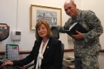 Long serving civilian employee, Vera Frater, to retire