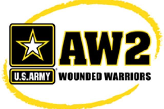 Army Wounded Warrior Program logo.