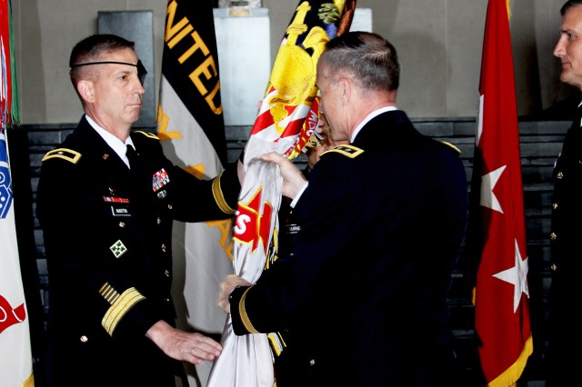 West Point welcomes new commandant