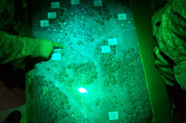 More than 10,000 maps enhanced with 3-D holographic technology have been fielded to Special Forces units in Iraq and Afghanistan.