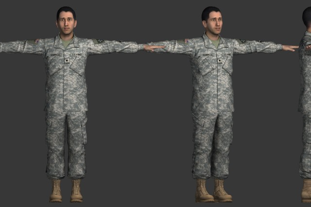 The University of Southern California's Institute for Creative Technologies, with funding from the Army, develops virtual reality technology. The results of the institute's work are used by servicemembers at 65 military sites across the country.