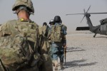 USACE creates a new opportunity for joint U.S. military, Afghan police cooperation