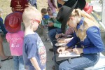 Fort Riley EFMP children get hands-on experience at rodeo