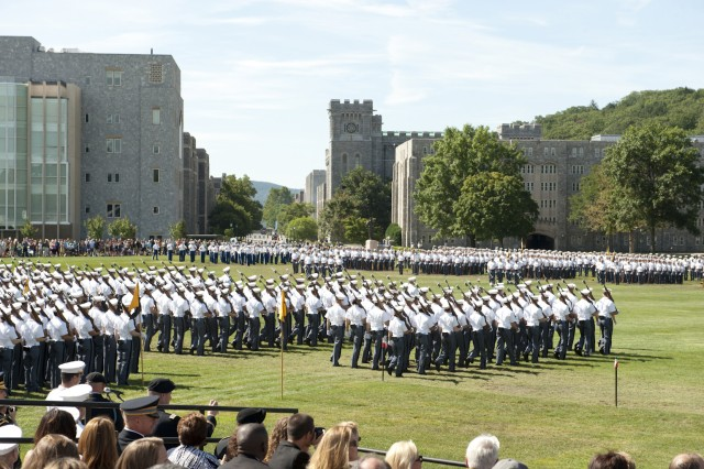 The United States Military Academy at West Point, N.Y., will join organizations at Picatinny Arsenal to advance the Army's efforts in research, development and acquisition. West Point photo.