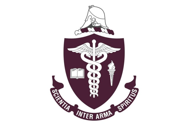 Walter Reed Army Medical Center shield.
