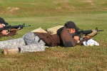 Army rifle shooters on target at 50th Interservice Championship