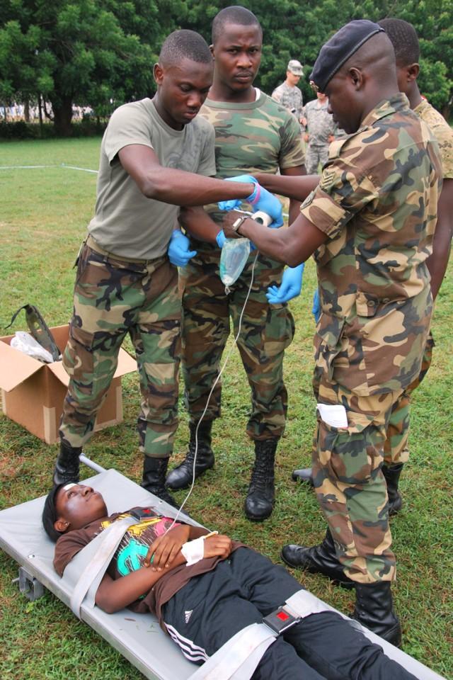 MEDFLAG 11 comes to close at Burma Camp, Ghana