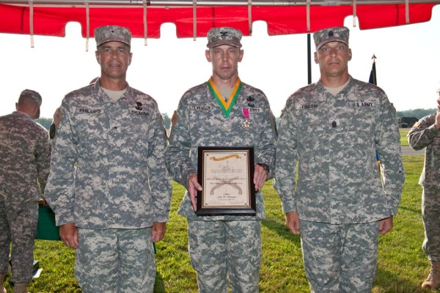 Military Police brigade commander installed, FLW