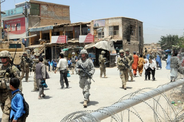 Special Agent Janysek returns from Bagram Raid