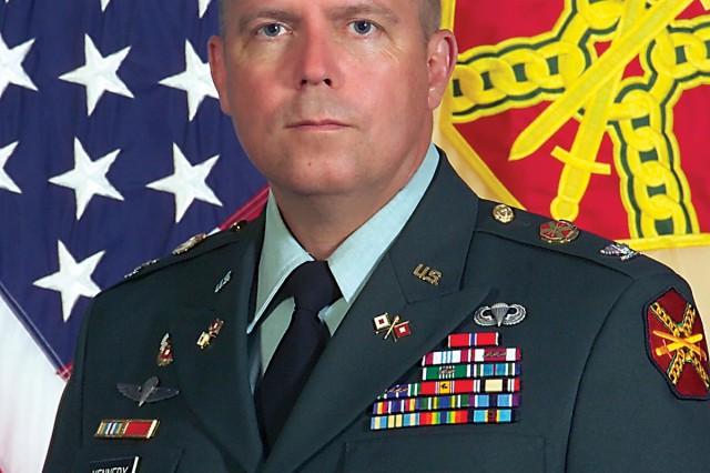 Col. Glenn A. Kennedy II