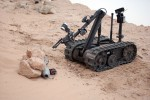 Robotics technology may keep Soldiers far from harm