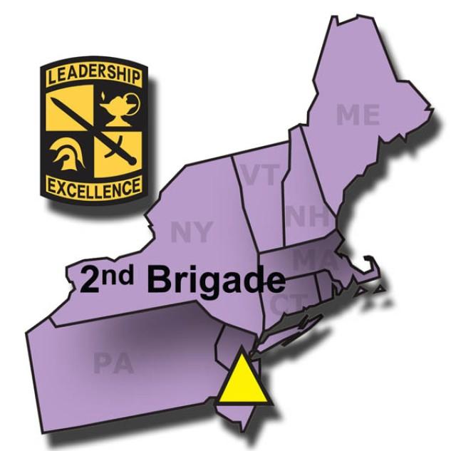 US Army Cadet Command 2nd Brigade