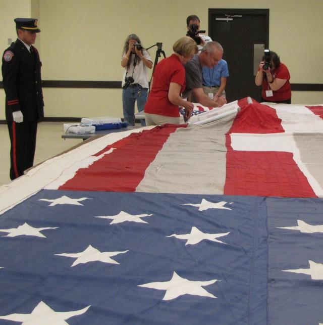 Alabama Stitching Ceremony