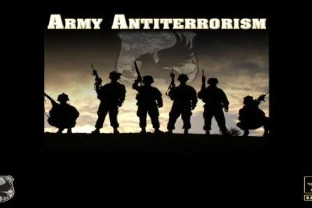 Army Antiterrorism