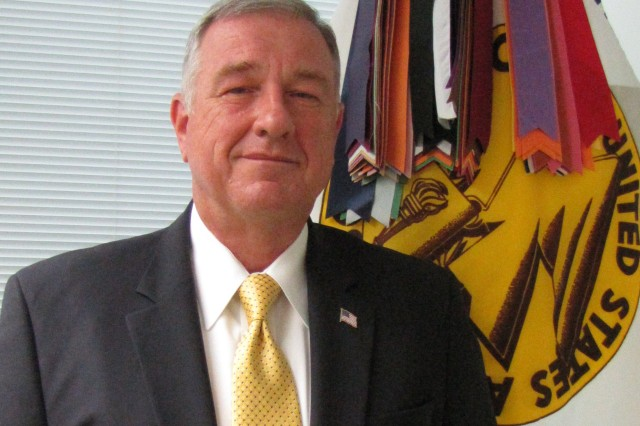 President, Redstone-Huntsville chapter of the Association of the United States Army