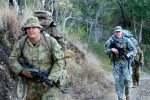 Space Systems support Australian and American Soldiers on the Ground during Exercise