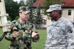 Joint Training Strengthens Relationship with Serbian Army