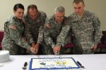 Post celebrates joint Chaplain and JAG Corps' birthdays