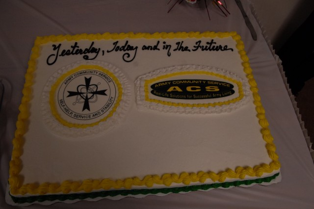 Army Community Service celebrated its 46th anniversary, July 25.