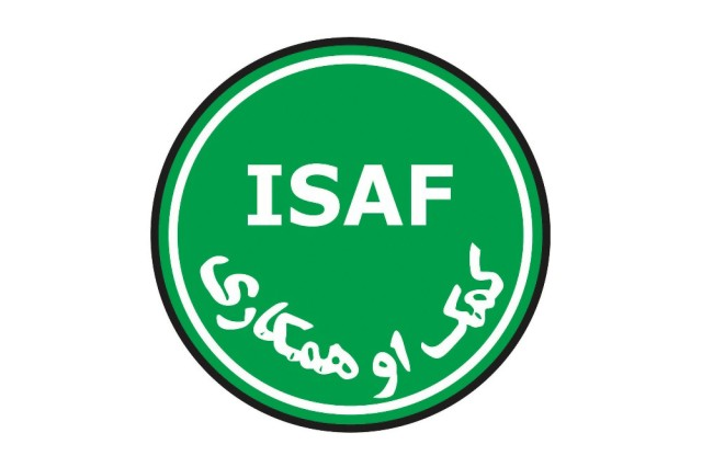 ISAF seal