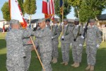 Army Africa activates HHB in Vicenza, Italy