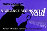 Vigilance Begins With You