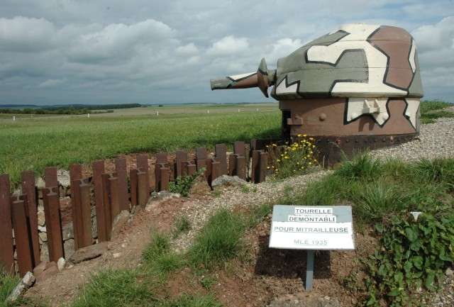 Heading underground in France to explore the Maginot Line, WWII history