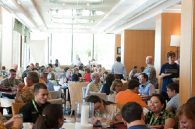 Attendees of the 2011 ATACCC Conference have the opportunity to network with professionals and leaders in many of the key topic areas.