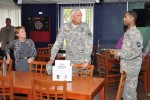 USAREUR commander shares ideas with Wiesbaden BOSS members