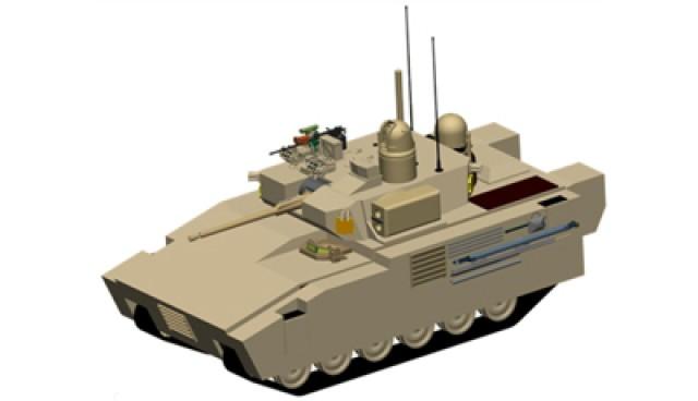 Ground Combat Vehicle graphic