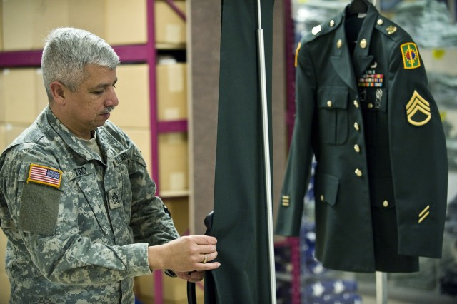 knox escorts uniform