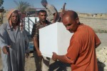 Baghdad-based Soldiers donate goods to local families in need